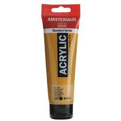 Farba akryl AMSTERDAM 120ml. - yellow ochre 227