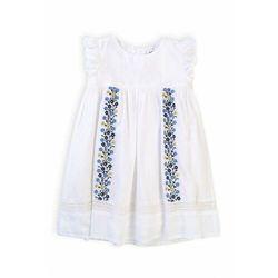 Bawełniana sukienka niemowlęca 6K40BT Oferta ważna tylko do 2031-09-09