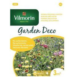 Kwiaty na suche tereny: Kosmos, Chaber bławatek, Gailardia 6g Garden Deco