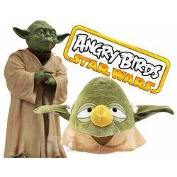 Duża Maskotka Angry Birds Star Wars 21cm pluszak Yoda
