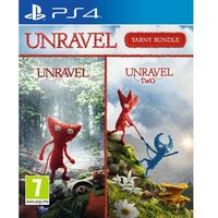Gry na PlayStation 4, Unravel (PS4)