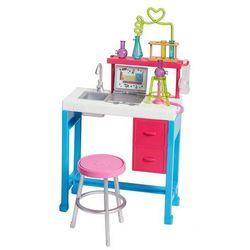 Mattel Barbie Idealna praca - laboratorium naukowe