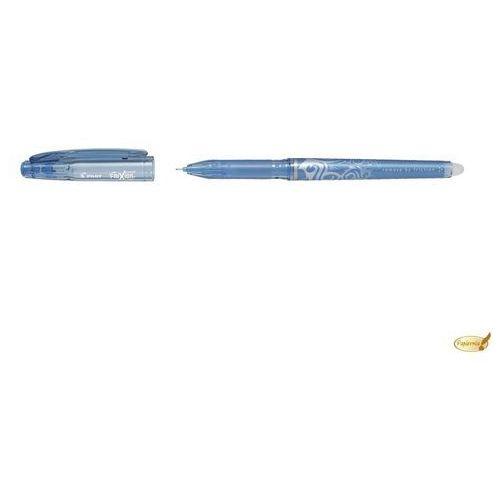 Długopisy, Długopis ścieralny FriXion Point Pilot 0,5 mm jasno niebieski