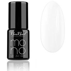 Neonail MONO 3 in1 lack Lakier UV do paznokci White Collar 6ml