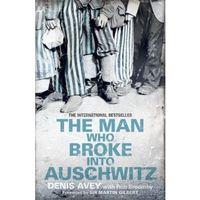 Książki do nauki języka, The man who broke into Auschwitz (opr. miękka)