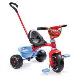 Smoby 444241 Trójkołowy rowerek Be Move Disney Auta Cars