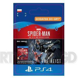 Marvel's Spider-Man - The City Never Sleeps - The Heist DLC [kod aktywacyjny]