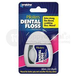 PIKSTERS Dental Floss 30m taśma dentystyczna PTFE delikatna i mocna (E1268)