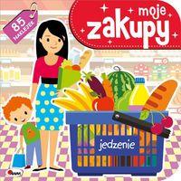 Książki dla dzieci, Moje zakupy Jedzenie - Piotr Kozera (opr. miękka)