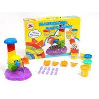 Kreatywne dla dzieci, BRIMAREX Plastociasto Fabryka lodów
