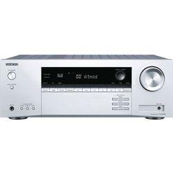 Amplituner ONKYO TX-SR494S Srebrny