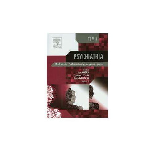 Książki medyczne, Psychiatria Tom 3 (opr. twarda)