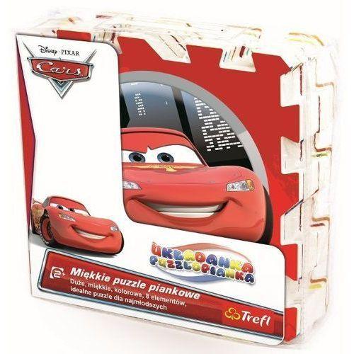 Puzzle, Puzzle piankowe Disney Auta Cars 5O31G7
