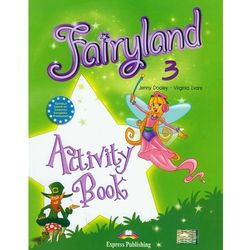 Fairyland 3. J?zyk angielski. Activity Book Dooley Jenny, Evans Virginia