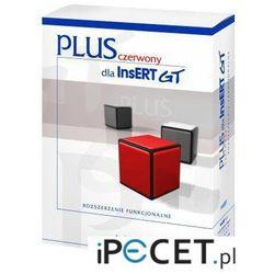 InsERT - czerwony PLUS dla InsERT GT