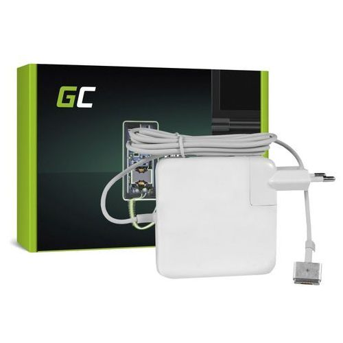 Zasilacze do notebooków, Zasilacz do laptopa Green Cell do Apple 16.5V 3.65A Magsafe 2 (AD37) Szybka dostawa! Darmowy odbiór w 21 miastach!