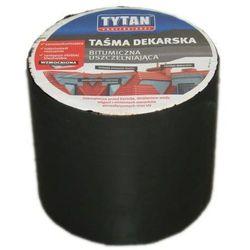 Taśma dekarska Tytan 10x15 cm brąz ciemny