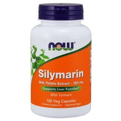 Now Foods Silymarin 150 mg 120 kapsułek