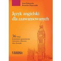 Książki do nauki języka, Język angielski dla zaawansowanych (opr. miękka)