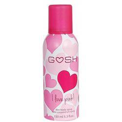 GOSH I LOVE PINK DEZODORANT W SPRAY-U 150 ML