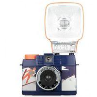 """Aparaty analogowe, Lomography Diana Mini """"Monte Rosa Edition' aparat fotograficzny na film typ 135"""