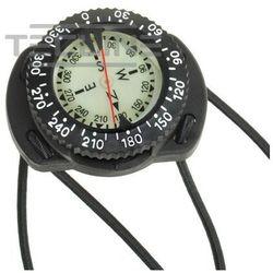Kompas TecLine w obudowie z gumkami