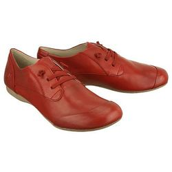 JOSEF SEIBEL 87201 971 396 Fiona rubin, półbuty damskie - Czerwony
