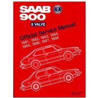 Biblioteka motoryzacji, Saab 900 8 Valve 1981-1988 Official Service Manual