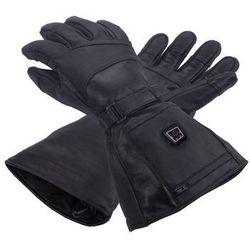 Rękawice narciarskie ogrzewane glovii GS5 czarne XL