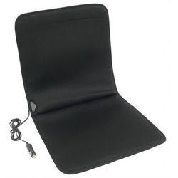 Mata na fotel samochodowa podgrzewana 12V LISA