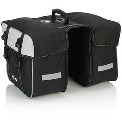 XLC Traveller BA-S74 Podwójna sakwa 30l, black/anthracite 2020 Sakwy Przy złożeniu zamówienia do godziny 16 ( od Pon. do Pt., wszystkie metody płatności z wyjątkiem przelewu bankowego), wysyłka odbędzie się tego samego dnia.
