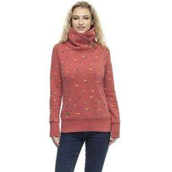 bluza RAGWEAR - Angel Red (RED) rozmiar: S