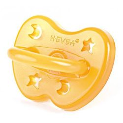 Smoczek uspokajający Hevea - Star&Moon 0-3 msc 5710087113106