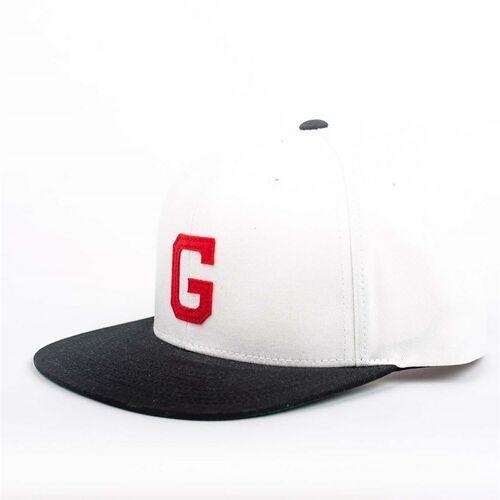 Nakrycia głowy i czapki, czapka z daszkiem GRIZZLY - On Field G White (WHT)