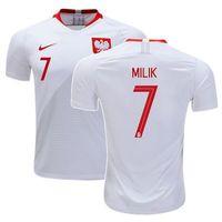 Piłka nożna, RPOL18p7: Polska - koszulka Nike