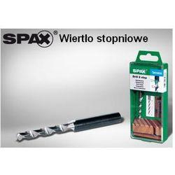 SPAX Wiertło 2-stopniowe do nawiercania desek i legarów pod wkręty SPAX-D