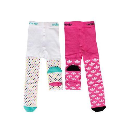 Pozostała odzież dziecięca, Adidas Tights Girls 2P M37739