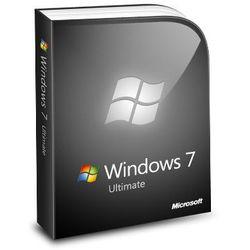Windows 7 Ultimate, licencja elektroniczna 32/64 bit