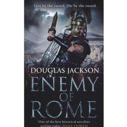 Enemy of Rome - Wysyłka od 3,99 - porównuj ceny z wysyłką (opr. miękka)
