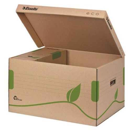 Kartony i pudła archiwizacyjne, Kontener do arch. Esselte Eco, 623918