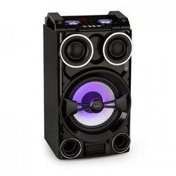 LIVE102 Party Station 300W odtwarzacz multimedialny USB-/BT LED-RGB pilot