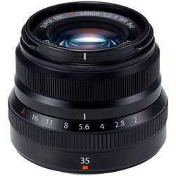 Fujinon XF 35mm f/2 R WR (czarny) - produkt w magazynie - szybka wysyłka!