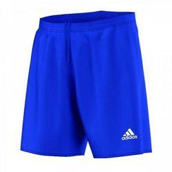 Spodenki piłkarskie Adidas Parma 16 Junior niebieskie