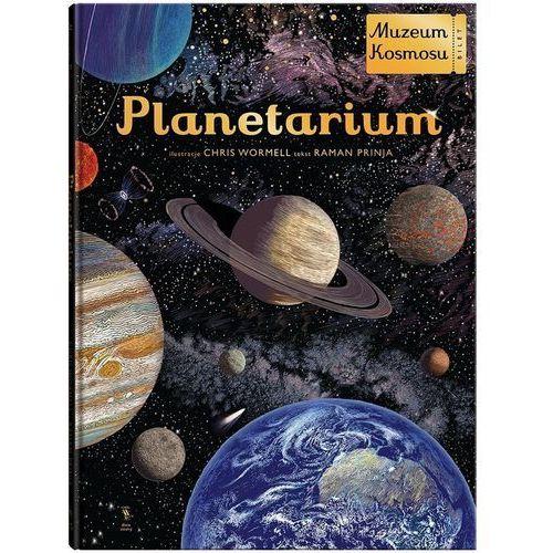 Literatura młodzieżowa, Planetarium. Darmowy odbiór w niemal 100 księgarniach! (opr. twarda)