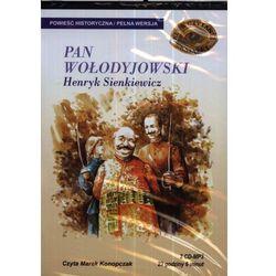 Pan Wołodyjowski. Klub Czytanej Książki. Audiobook (2 CD mp3) + zakładka do książki GRATIS
