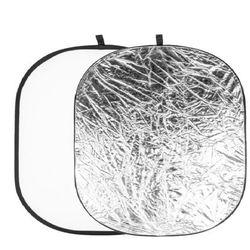 Quantuum Blenda 120x180 cm biało srebrna