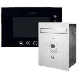 Zestaw wideodomofonu skrzynka na listy Vidos S551-SKP M670BS2