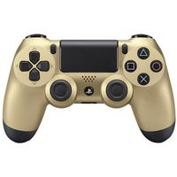 Gamepady, Kontroler SONY DualShock 4 V2 Złoty + DARMOWY TRANSPORT!