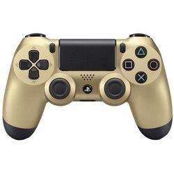 Kontroler SONY DualShock 4 V2 Złoty + Zamów z DOSTAWĄ JUTRO! + DARMOWY TRANSPORT!