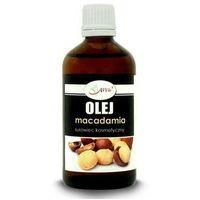 Olejki zapachowe, Olej macadamia 100 ml